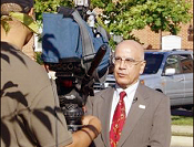 Prof. Anand Interviewed by Maryland Public Television; October 12, 2006